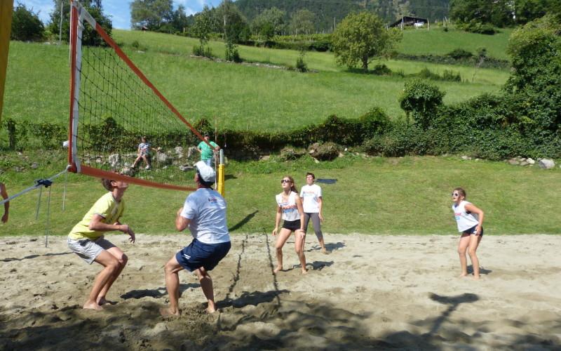 Jährliches Volley-Turnier by Klaus