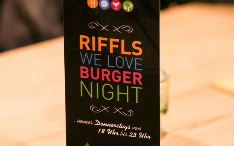 Riffl`s Burgernight